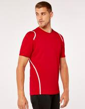 Men`s Regular Fit T-Shirt Short Sleeve